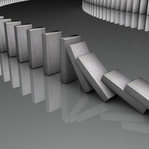 Bitcoin's price succumbs to breach of descending triangle