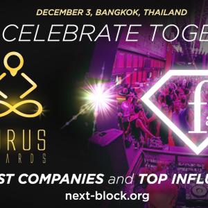 NEXT BLOCK ASIA 2.0 introduces GURUS AWARSource: GURUS Awards 2019