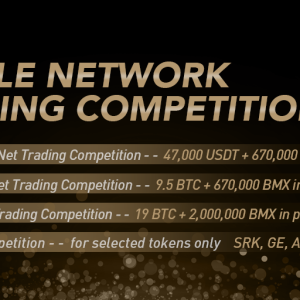Come and join BitMart's Thanksgiving Whole Network trading competition
