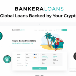 Bankera Loans – Making Crypto Loans Accessible & Easy