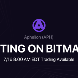 BitMart Lists Revolutionary Wallet Based P2P Trading DEX Aphelion [APH]