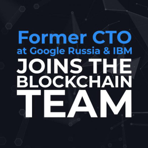Former IBM Director Enters Blockchain Project as Chief Business Officer
