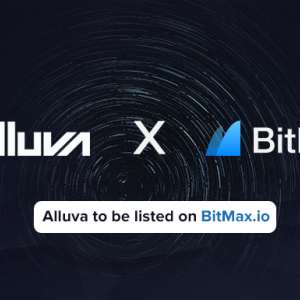 BitMax.io [BTMX.com] announces primary listing partnership with Alluva