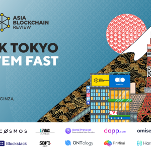 Largest gathering of global blockchain innovators in Tokyo