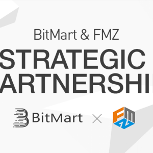 BitMart announces strategic partnership with FMZ.com