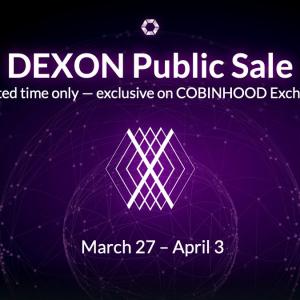 Next-Generation blockchain DEXON opens 7-day public sale for 15 million DXN coins