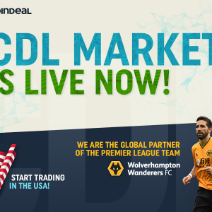 CoinDeal enters the USA with 13 active markets and its own CDL Token