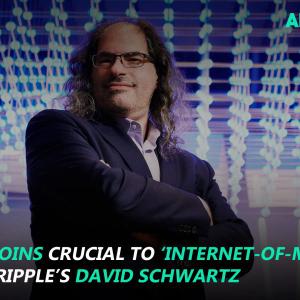 Ripple's David Schwartz on the 'internet-of-money' vision, Bakkt makes major announcement and more