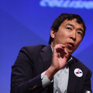 Everyone in cryptocurrency community loves the Freedom Dividend, claims Andrew Yang