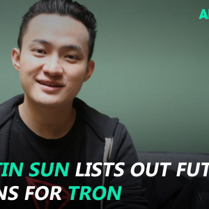 Bitcoin CME futures take a hit after value drop, Justin Sun lists out future plans for Tron, and more