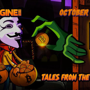 "REIMAGINE 2020 Launches Halloween Special: ""Tales From the Crypt(o)"""