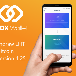 Funds withdrawal is now available in USDX Wallet mobile app