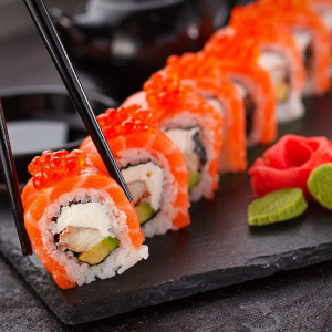 Guess who's paying attention as Sushi re-invents itself