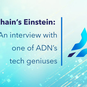 Blockchain's Einstein: An Interview With One of ADN's Tech Geniuses