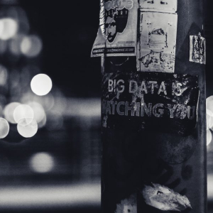 Have crypto-analytics taken on the role of Orwell's 'Big Brother'?