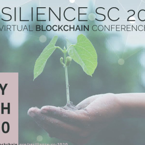 South Carolina Blockchain to Present Emerging Tech Leaders at Resilience SC 2020 Virtual Blockchain Conference on July 15th
