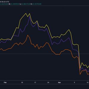 Binance Coin es el mejor entre los peores como Decred, Neo decepciona