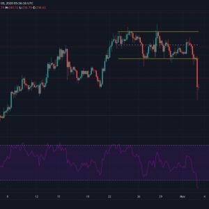 Análisis de precios de Bitcoin Cash, EOS, Dogecoin: 03 de noviembre