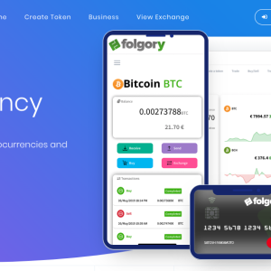 PR: Folgory Launches Mobile App and Regulated Crypto Exchange