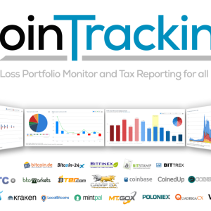 PR: Write off Crypto Losses With CoinTracking info | Track