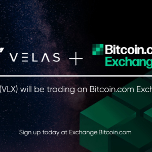 Velas Enters the Top 100 Coinmarketcap and Launches on Bitcoin.Com Exchange