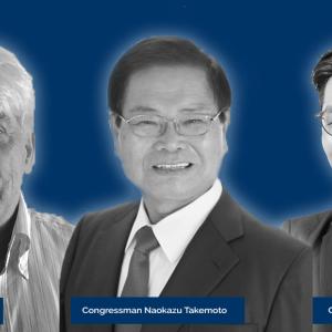 PR: Legislators Support V20 Summit in Response to New FATF Rules