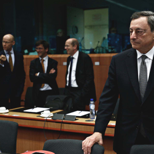 Mario Draghi Leaves European Central Bank Without Ever Raising Interest Rates