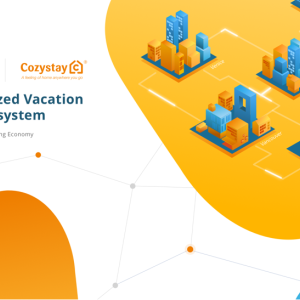 PR: Cozystay Implements Blockchain Technology in the Vacation Rental Sharing Economy