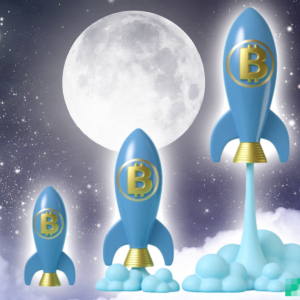Exponential Growth: Bitcoin's Trading Volume Could Rival Major Asset Classes