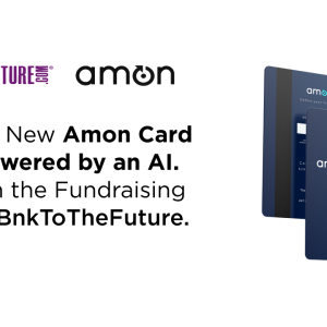 Amon, AI-Powered Crypto Wallet and Card Is Fundraising on BnkToTheFuture