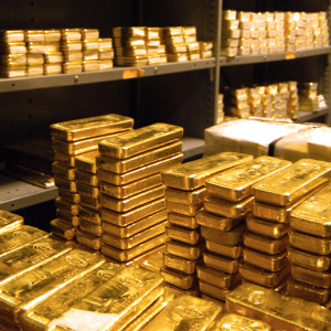 Central Bank Gold Hoarding Hits 50-Year High