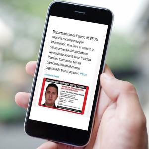 US Law Enforcement Promises $5M for the Capture of Venezuela's Superintendent of Cryptocurrencies