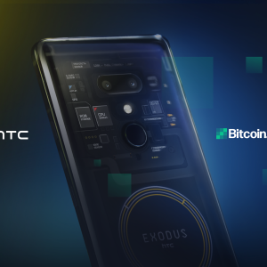 PR: Bitcoin.com Announces Partnership With Telecommunications Manufacturer HTC