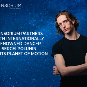 Sergei Polunin Embraces the Future of Dance by Collaborating With Sensorium Galaxy in the Brave New World of 3d Social Virtual Reality