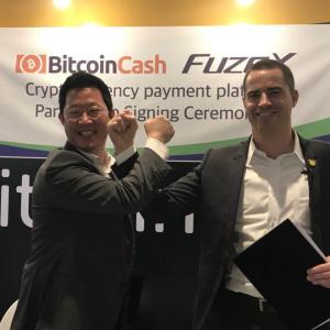 PR: FuzeX Partners with Bitcoin.com – Adds BCH to FuzeX Cards, Drops BTC