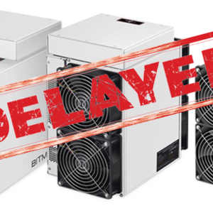 Bitmain Delays Delivery of Bitcoin Miners by Three Months, as Co-Founders Battle for Company Control