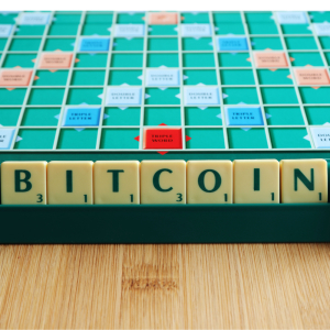 Bitcoin Enters the Scrabble Lexicon