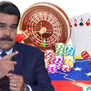 Maduro Opens Crypto Casino in Venezuela