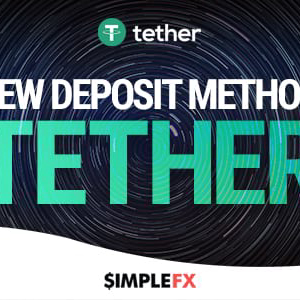 SimpleFX Adds Tether Accounts