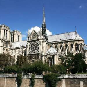 Helping Rebuild Notre-Dame by Donating Bitcoin