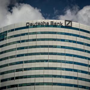 Long Bitcoin, Short Duetsche Bank Has Been The Best Trade in 2019
