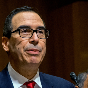 "US Treasury Sec: We Don't Want Bitcoin Becoming a ""Swiss-Numbered Bank Account"""