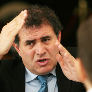 Someone's Confusing Bitcoins and Sh*tcoins, But Is It Roubini Or The New York Post?