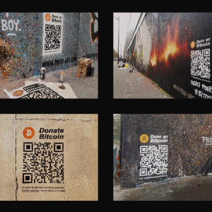 Muralist Pascal Boyart Received 1.20 BTC ($12,500) for Street Art