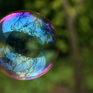 How Stock Market Bubble Fears Could Fuel Crypto Investment