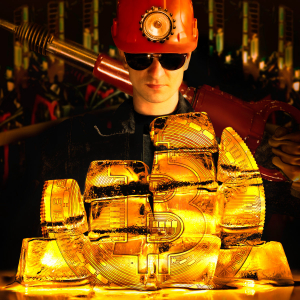 Blockchain To Ensure 'Ethical Provenance of Gold', Protect Miners Health