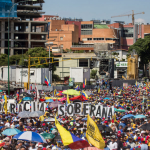 Bitcoin Trading Plummets in Venezuela Blackout as Government Struggles to Pay Money Printers