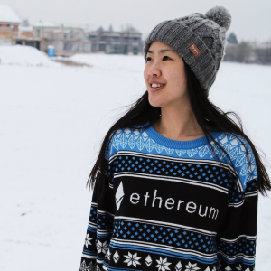 Hodl in the Codl: Business is Booming for Ugly Bitcoin Christmas Sweaters