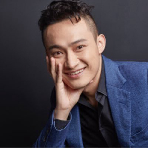 Tron CEO Justin Sun is in San Francisco