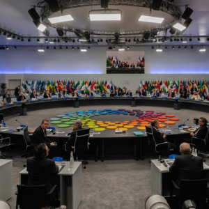 Bitcoin Back In G20 Spotlight As Industry Meets FATF Over Data Demands